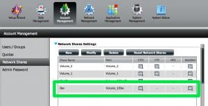 DNS-320 WebDav Enabled