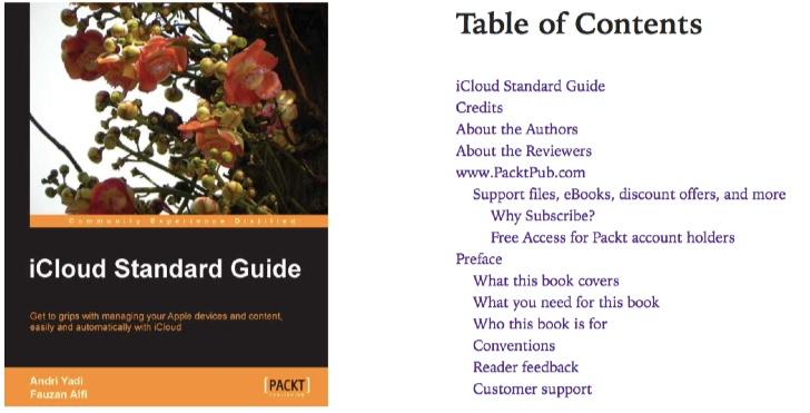 iCloud Standard Guide Book Review