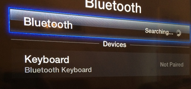 Apple TV Bluetooth Discovered