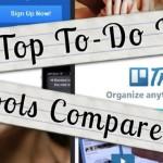 Top to-do list app comparison