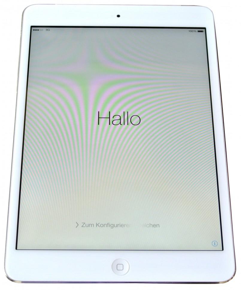 Hallo iPad