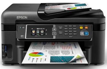 Epson WF-362 Printer