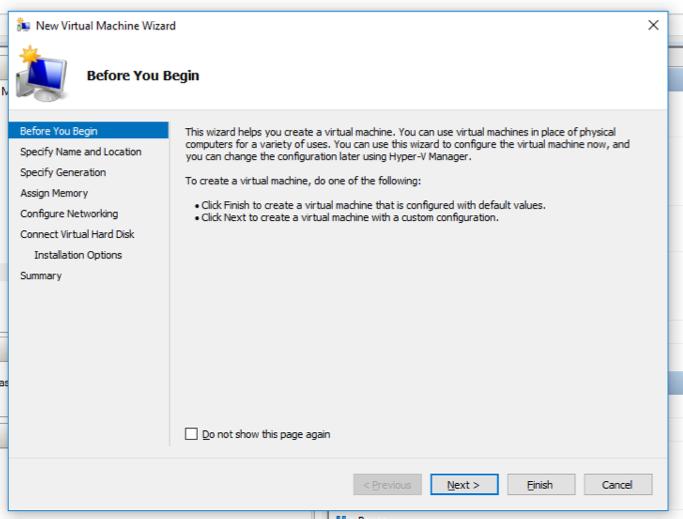 Installing Hyper-V on Windows 10 Pro 11