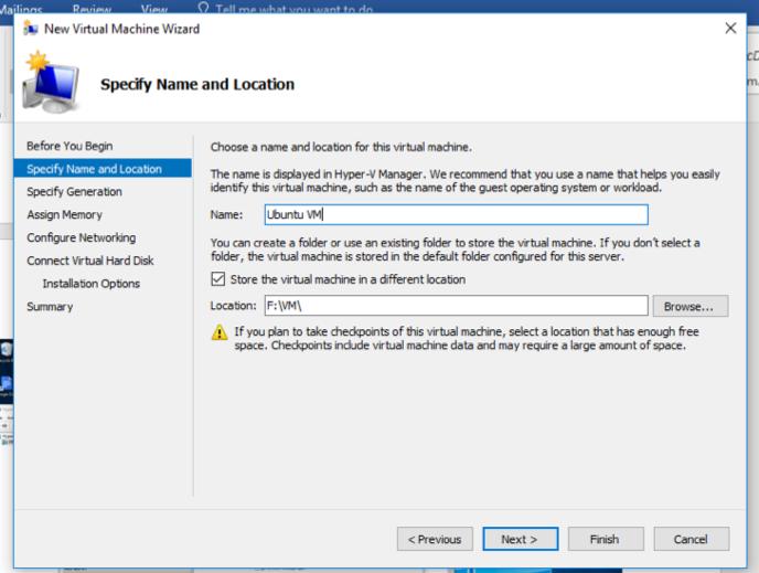 Installing Hyper-V on Windows 10 Pro 12