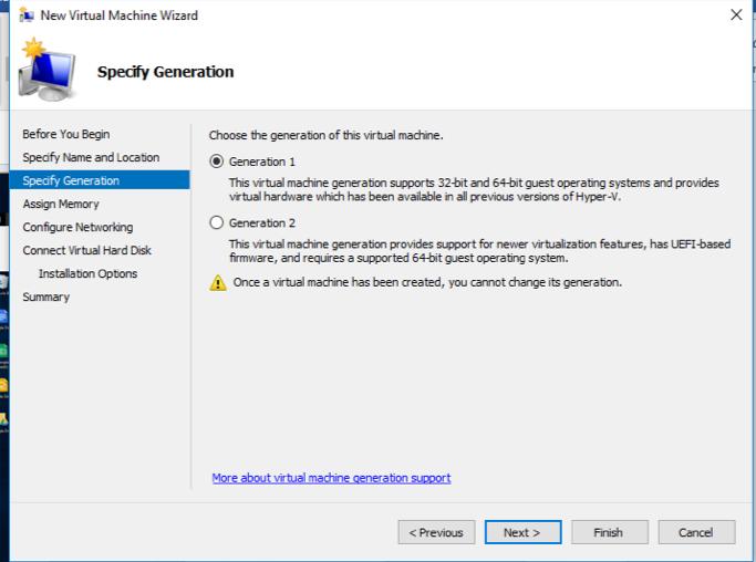 Installing Hyper-V on Windows 10 Pro 13