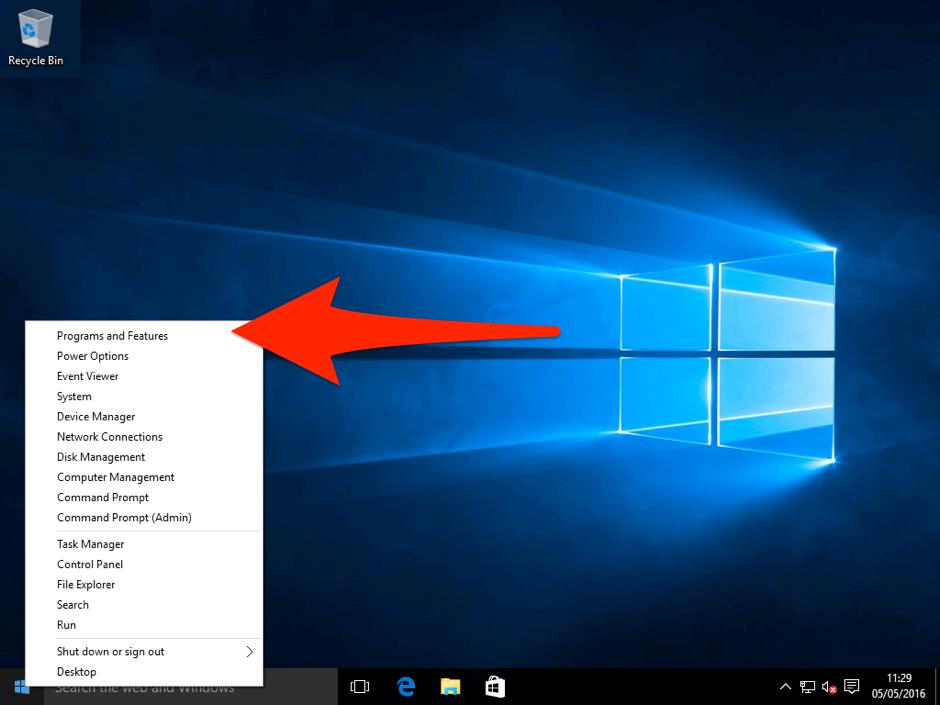 Installing Hyper-V on Windows 10 Pro 2