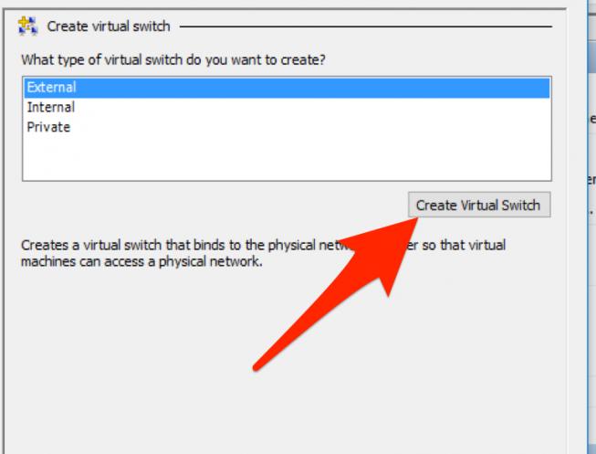 Installing Hyper-V on Windows 10 Pro 8