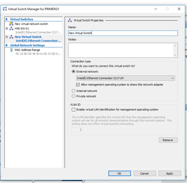 Installing Hyper-V on Windows 10 Pro 9