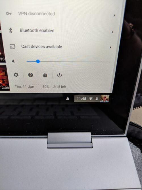 USB-C Chromebook Car Charger Journey Start